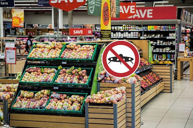 Für Aliens verboten